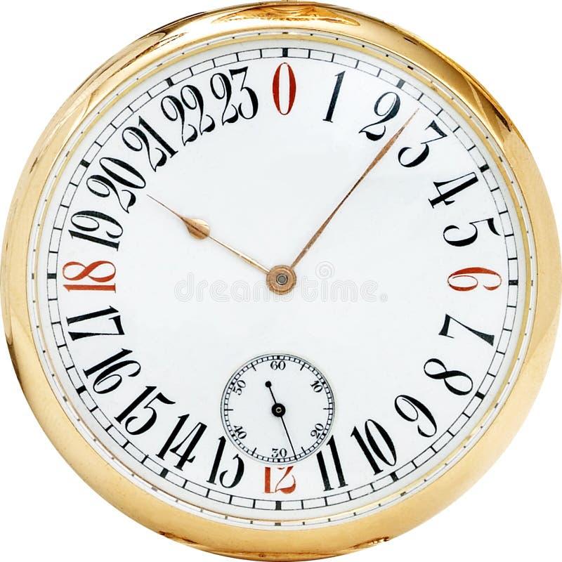 Horloge antique classique photographie stock