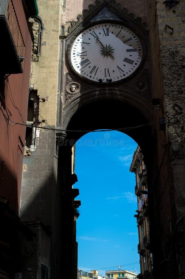 Horloge cassée photos libres de droits