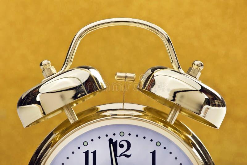 Horloge d'alarme. images libres de droits