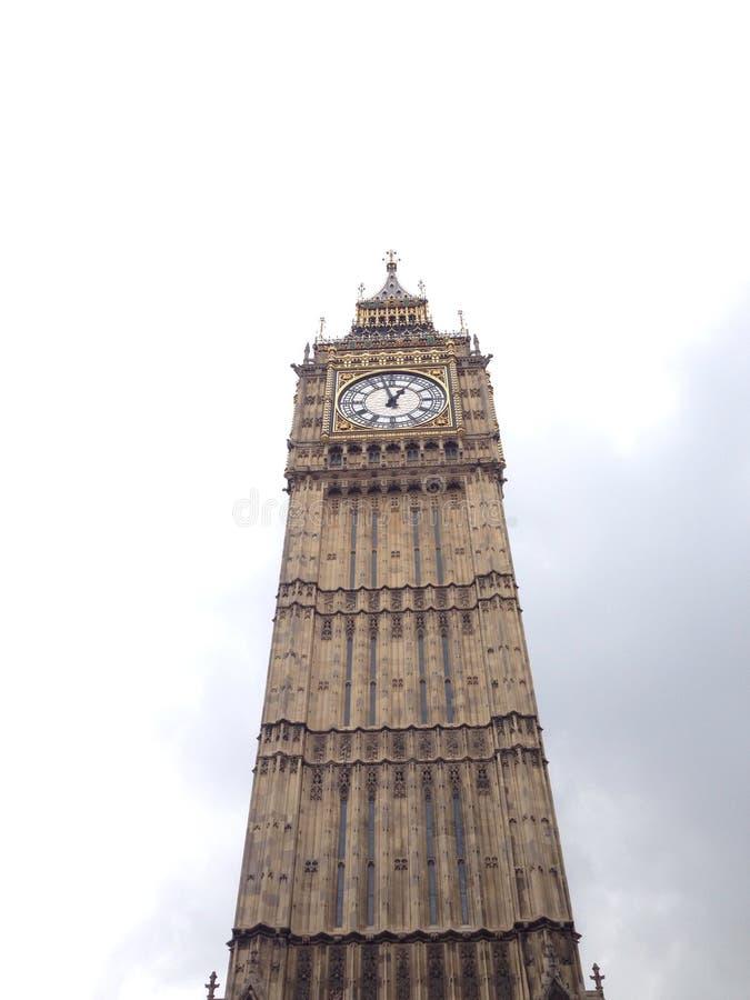 Horloge de grand Ben photo libre de droits