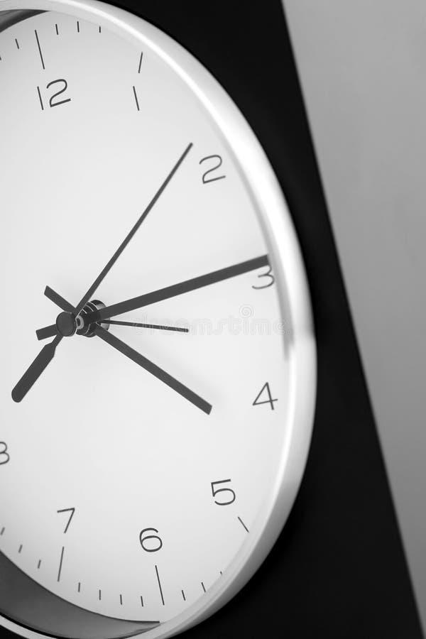 Horloge de main images stock