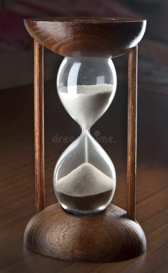 Horloge de sable photographie stock