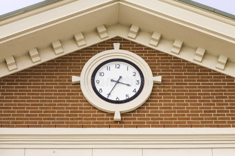 Horloge de tour image stock