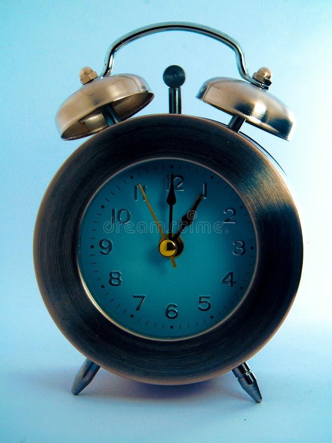 Horloge effrayante images stock