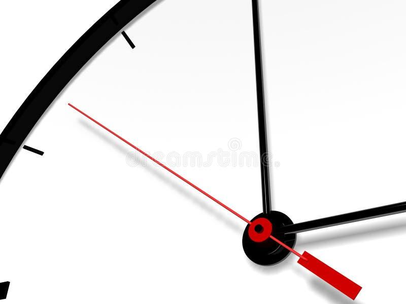 Horloge géante photographie stock