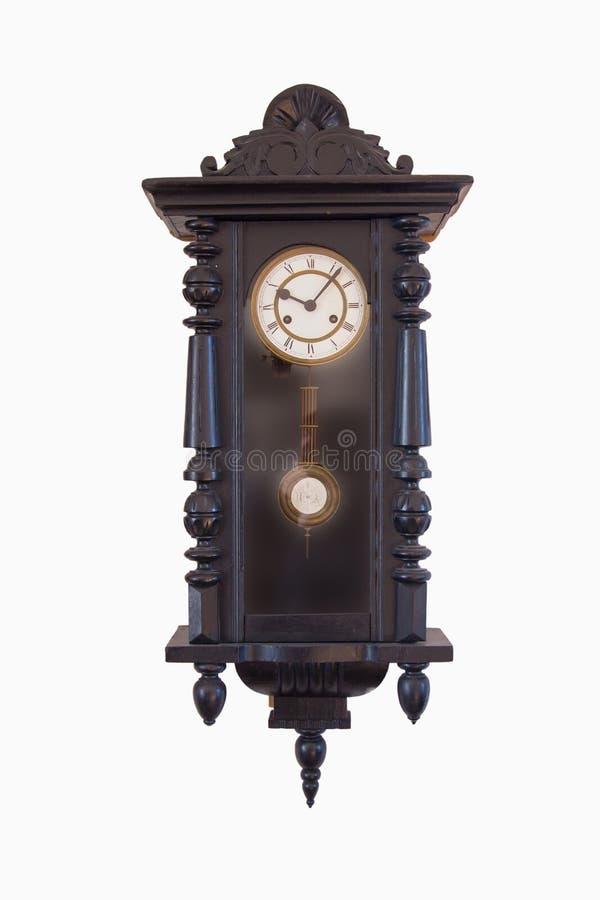 Horloge murale de carillon images libres de droits