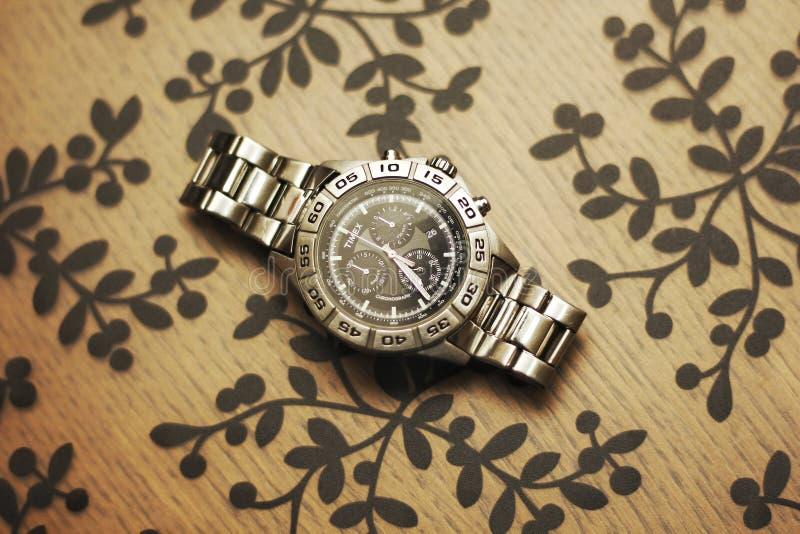 Horloge TIMEX royalty-vrije stock afbeeldingen