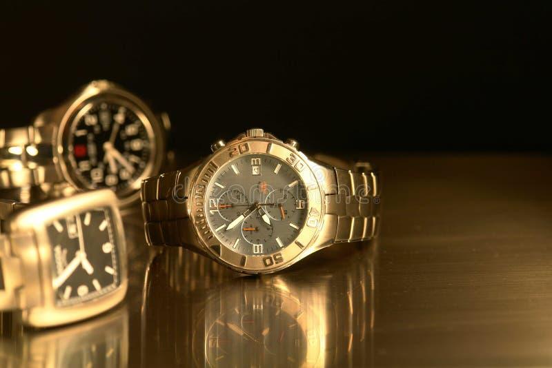 Horloges stock afbeeldingen