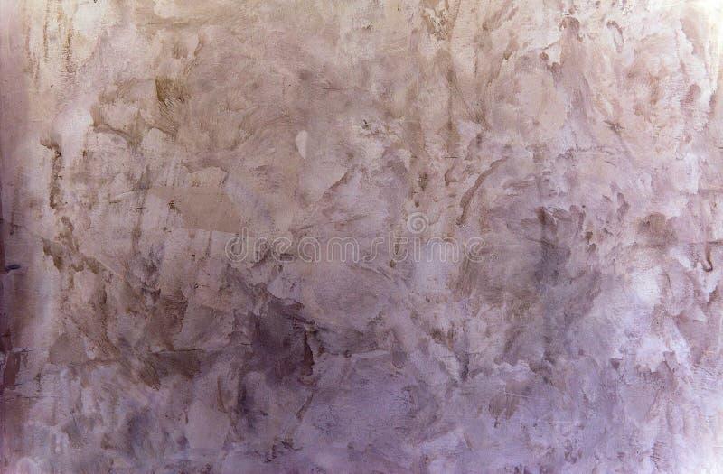Hormigón interior de la pared del estilo del desván para la textura y el fondo, color crudo del gris del cemento imagen de archivo