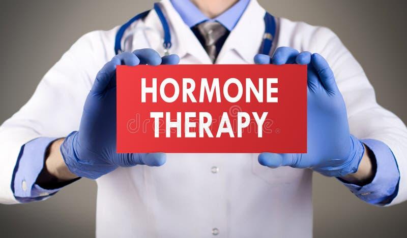 Hormon terapia zdjęcia royalty free