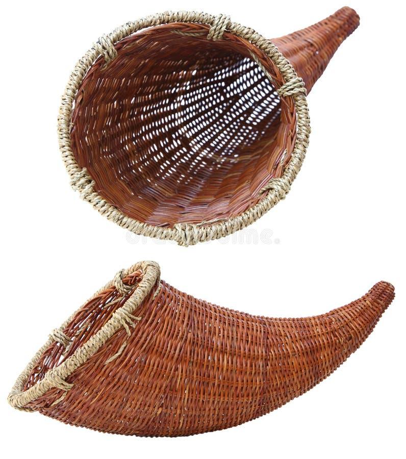 Horn of Plenty stock photo