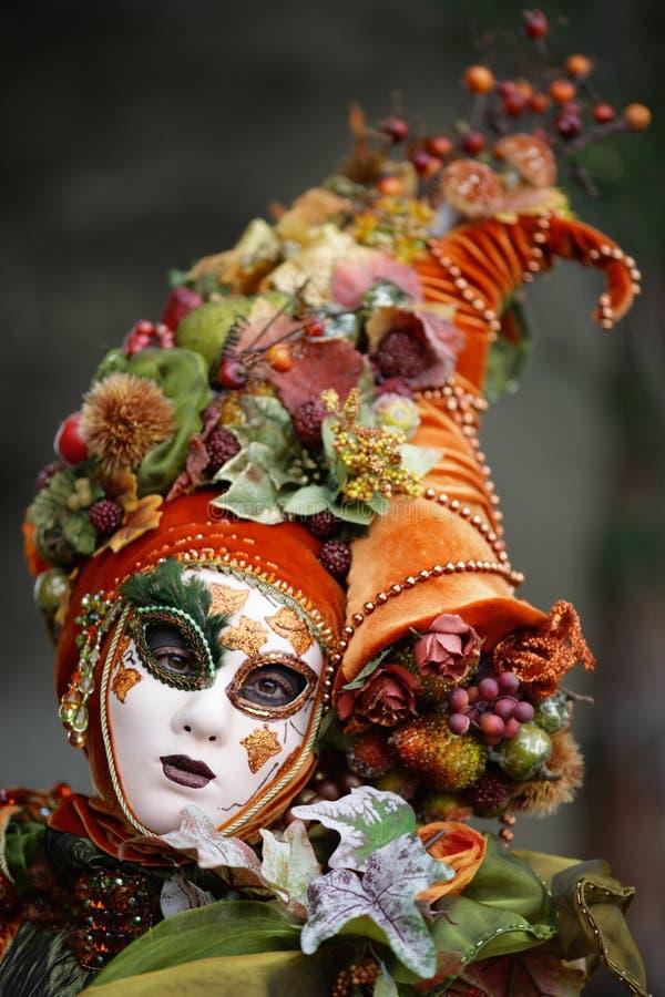 Download Horn of plenty mask stock image. Image of beauty, horn - 8601289