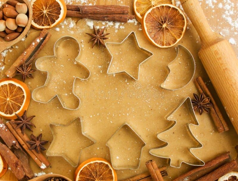 Hornada de la Navidad imagen de archivo