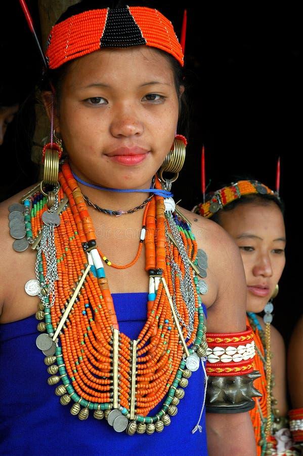 Hornbill Festival of Nagaland-India. royalty free stock photography