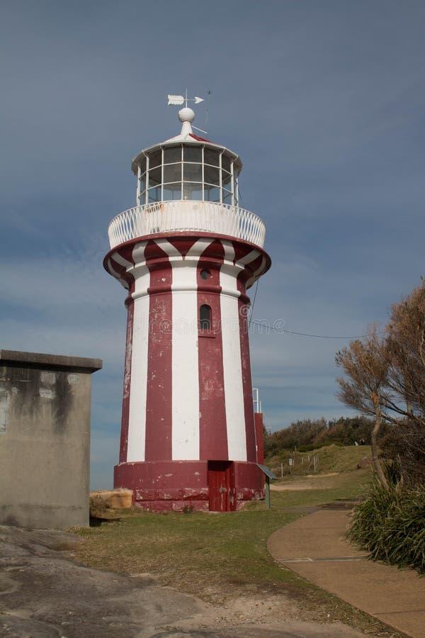 Hornby Light House Sydney stock photos
