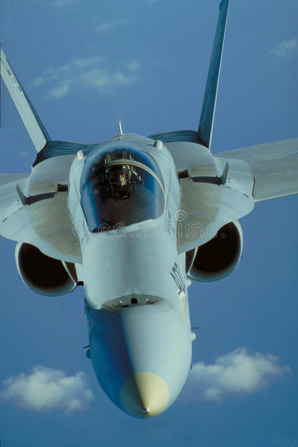 Download Hornet Refuel No Fly editorial image. Image of cockpit - 18055395
