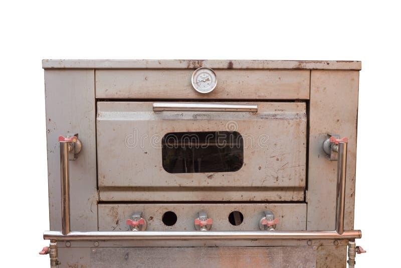 Horno de panadería foto de archivo
