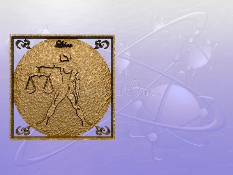 Horoscope, Libra. Stock Photos