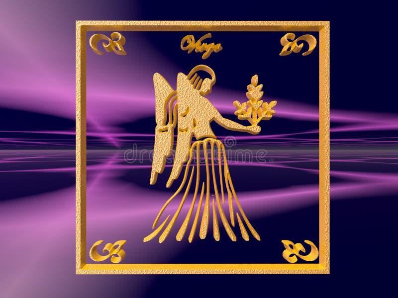 Download Horoscope, Virgo. Stock Photos - Image: 1416043