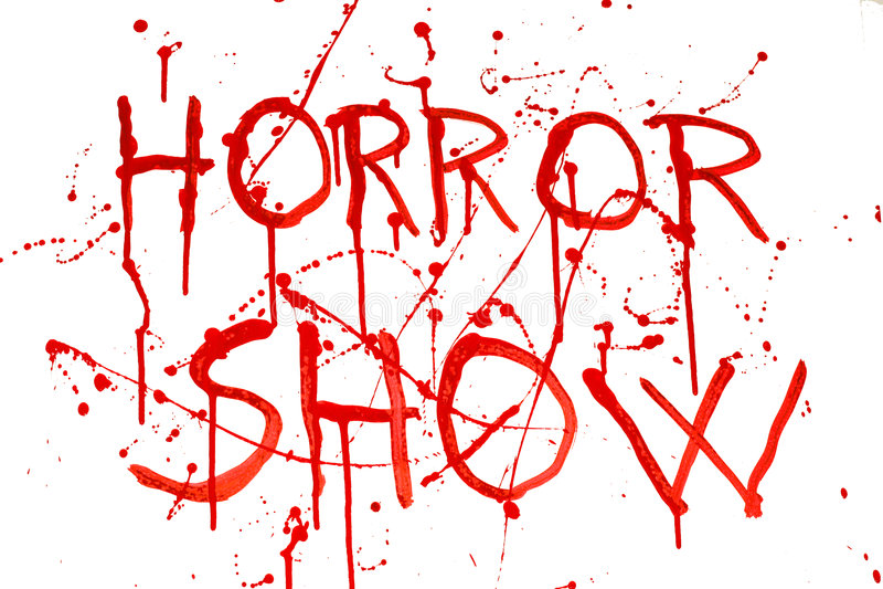 Horror Stock Image