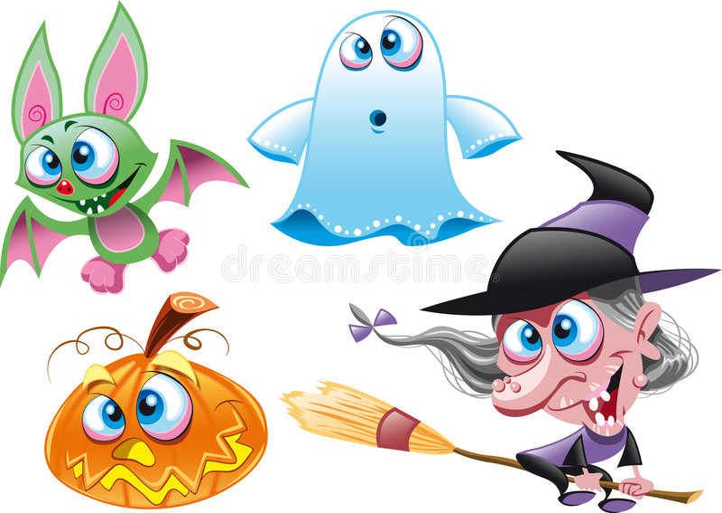 Download Horror Family stock illustration. Image of halloween, vampire - 6839898