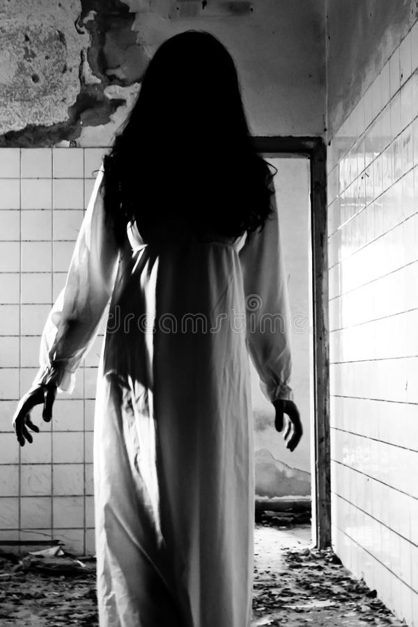 Download Horror scene stock image. Image of character, hair, abstract - 32102271