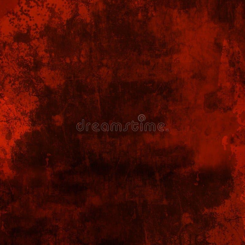 Horror, tło, ilustracja royalty ilustracja
