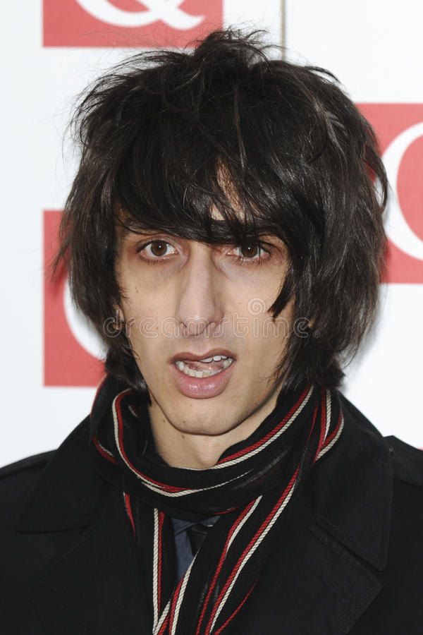 The Horrors Editorial Stock Photo