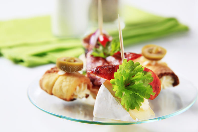 Download Hors D'oeuvres Royalty Free Stock Image - Image: 24518506
