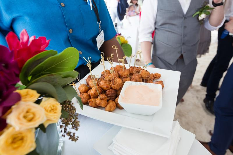 Hors d'oeuvres royalty free stock photo