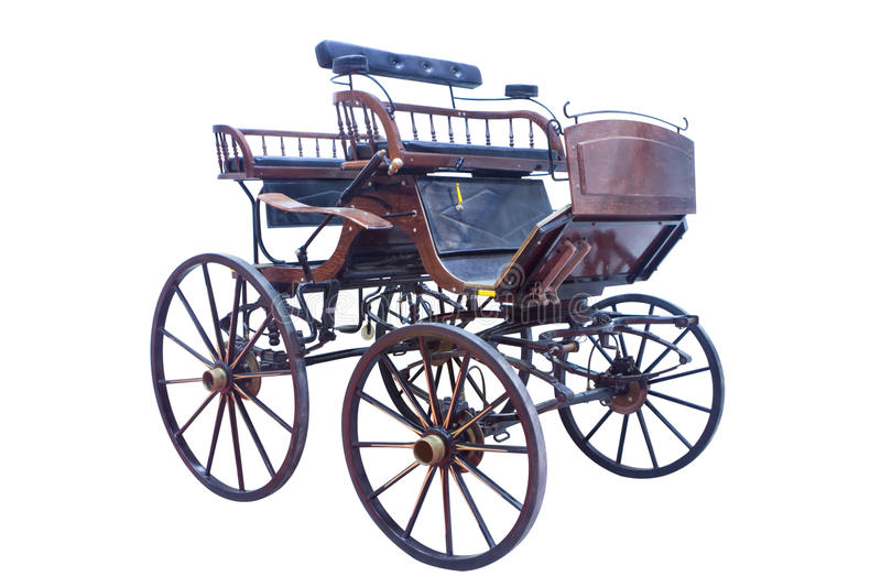Horse Carriage stock photo