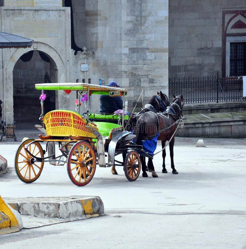 Download Horse Cart Stock Images - Image: 21509234