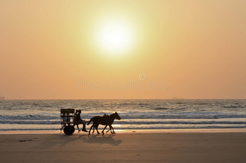 Download Horse-drawn stock photo. Image of rest, ride, buggy, drawn - 26087752