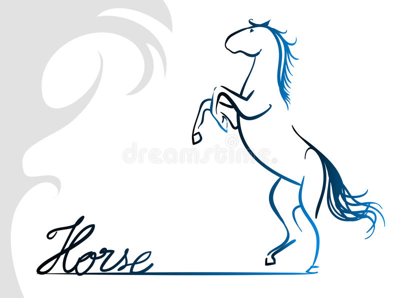 Download Horse Royalty Free Stock Photo - Image: 34868495