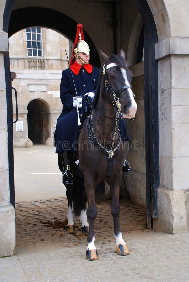 Horse Guards, London Editorial Photo