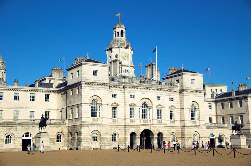 Download Horse Guards Parade (London) Stock Image - Image: 3140395