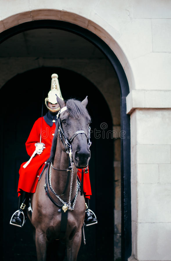 Horse Guards Parade stock photography