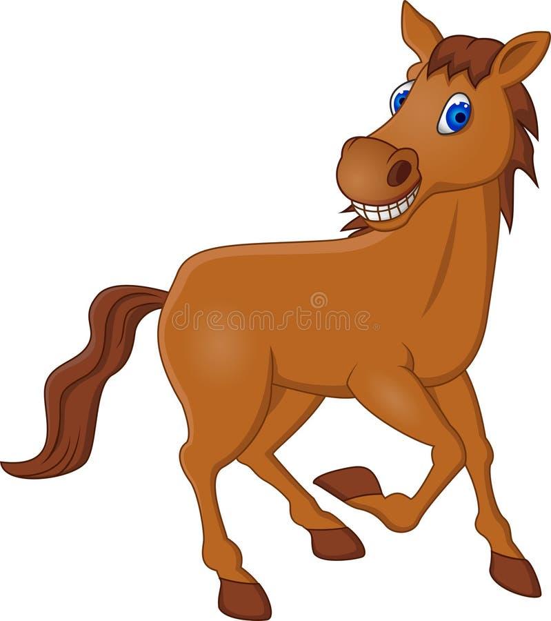 Download Horse illustration stock vector. Illustration of gallop - 23607022