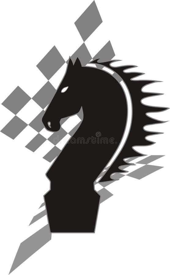 Horse.jpg ilustração do vetor