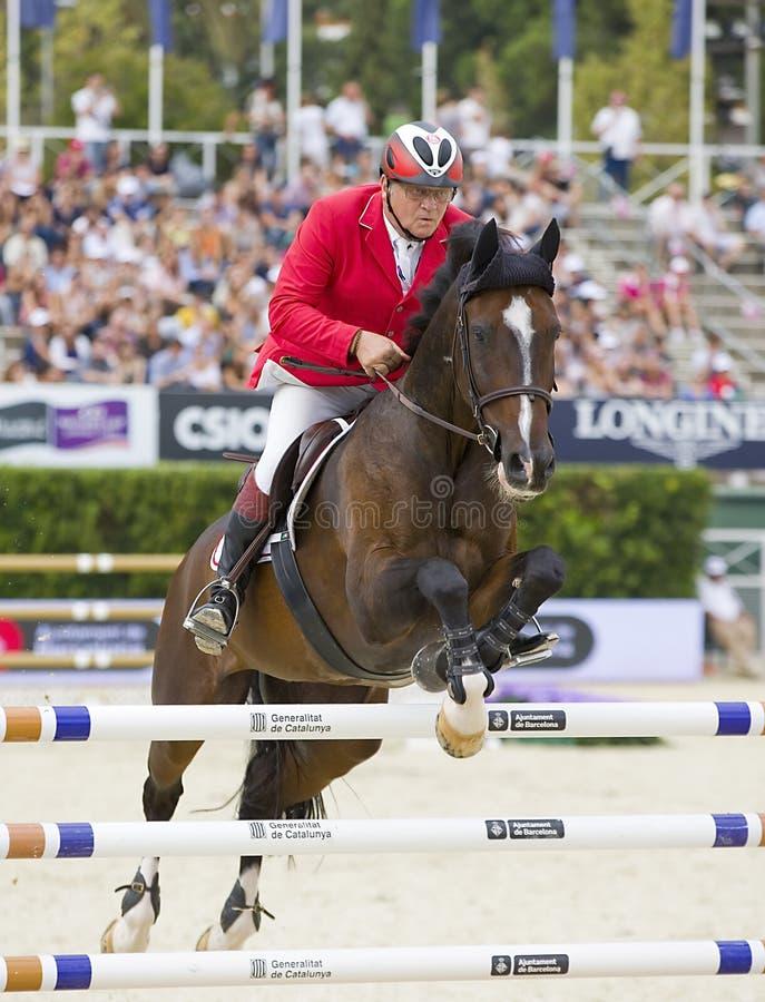 Download Horse Jumping - Thomas Fruhmann Editorial Stock Photo - Image: 33998723