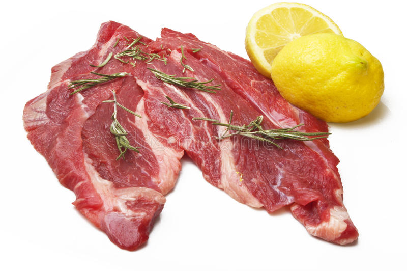 Horse meat royalty free stock image