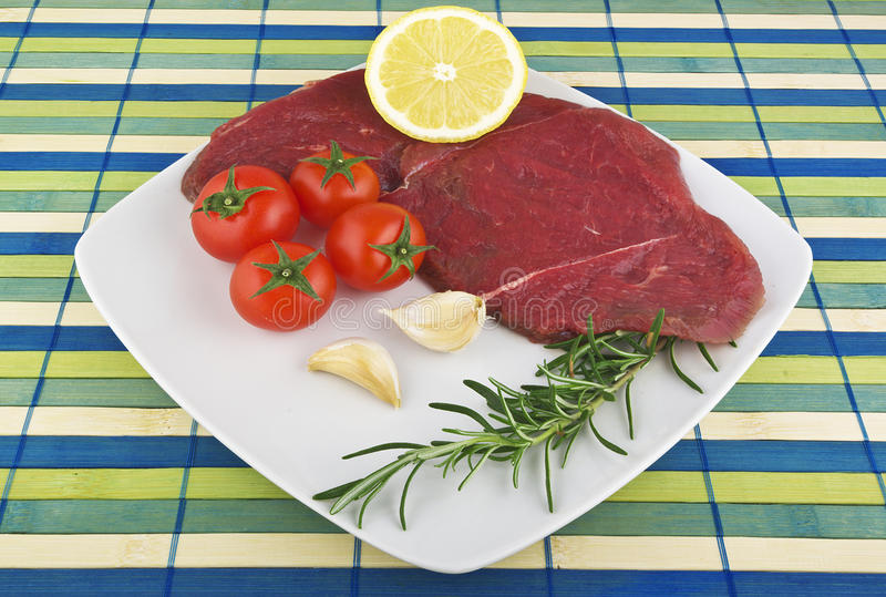 Horse meat royalty free stock photography