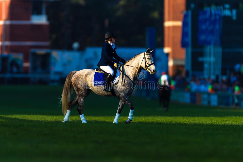 Download Horse Racing Lead Lady Rider Editorial Image - Image: 26480075
