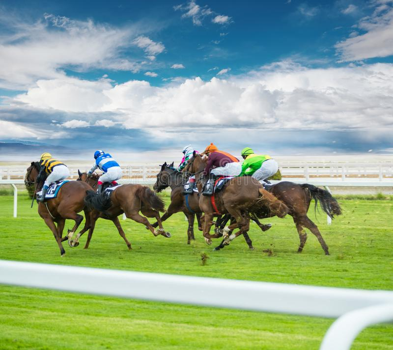 Free Horse Racing Outdoor Derby Royalty Free Stock Images - 147503879