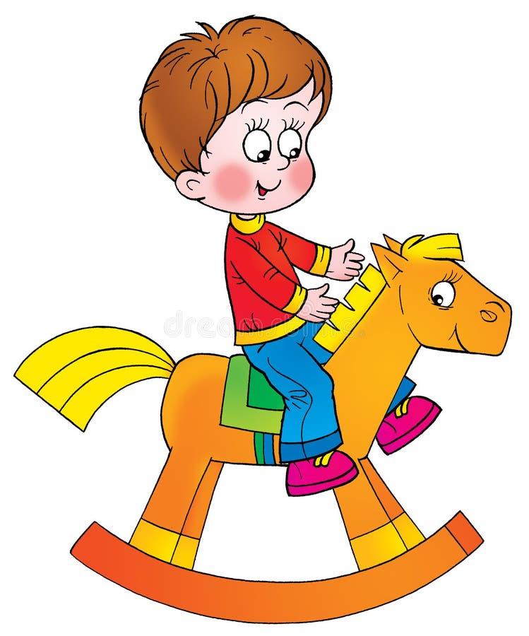 horseback бесплатная иллюстрация