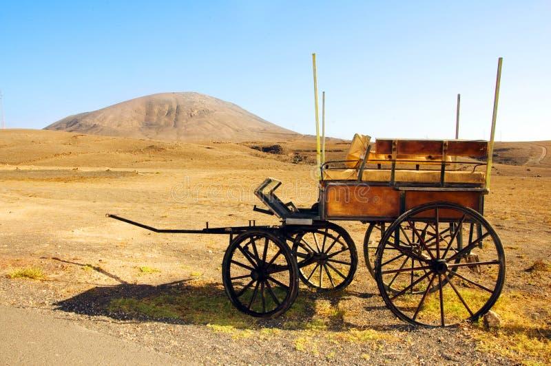 Horsecart fotos de archivo