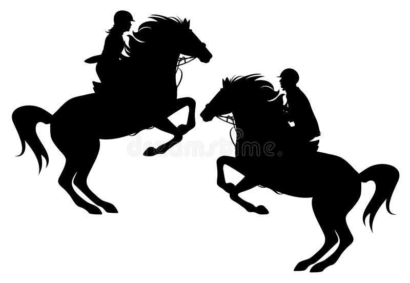 Horseman Vector Stock Photos