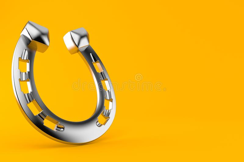horseshoe illustration libre de droits