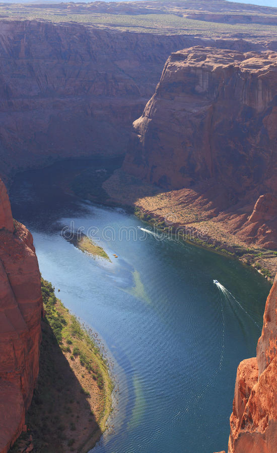 Download Horseshoe Bend Stock Images - Image: 21088484