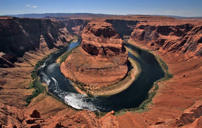 Download Horseshoe Bend stock photo. Image of colorado, southwest - 25004470